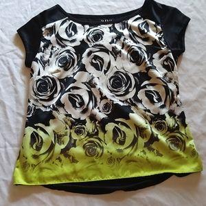 ANA rose shirt